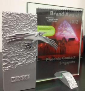 Branding award pic