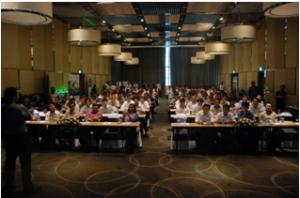 pi seminar vietnam audience
