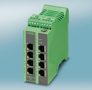 New version of the Lean Managed Switch for Profinet