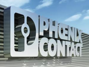 Phoenix Contact corporate logo